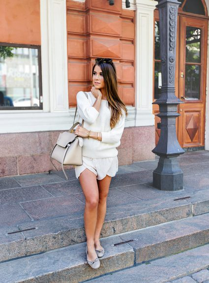 light summer neutrals