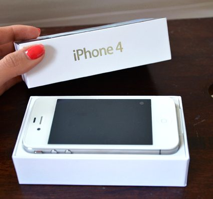 it's mine!