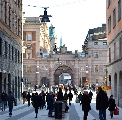 6 hours in Stockholm