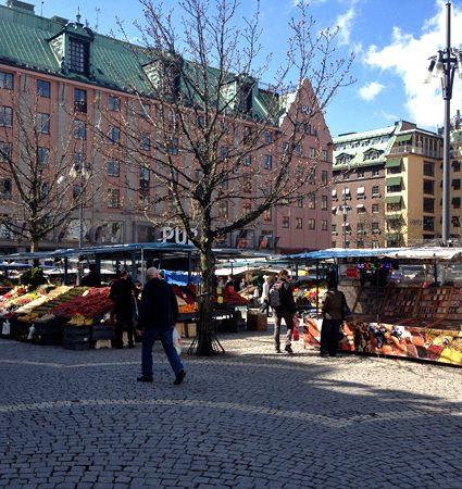 spring in stockholm