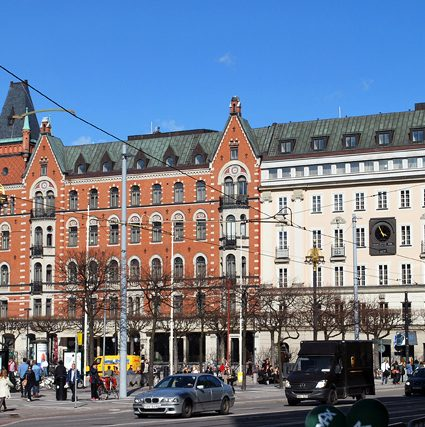 two perfect days in stockholm