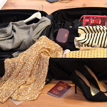 packing…