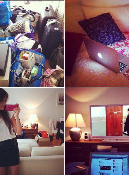 last days via instagram