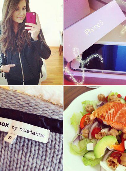 life via instagram…