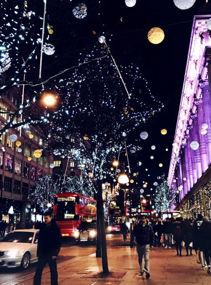 London so far