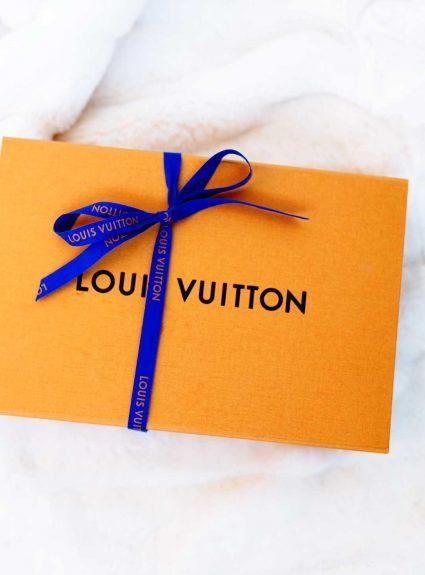 Inside that Louis Vuitton box…