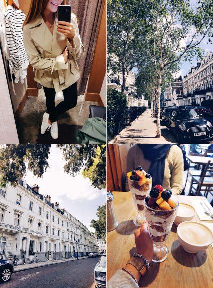 London life through my phone