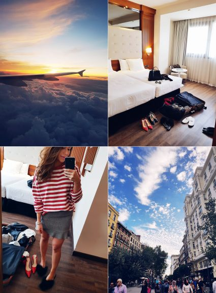 Barcelona & Madrid – through my phone