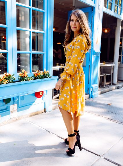 Flowy & yellow