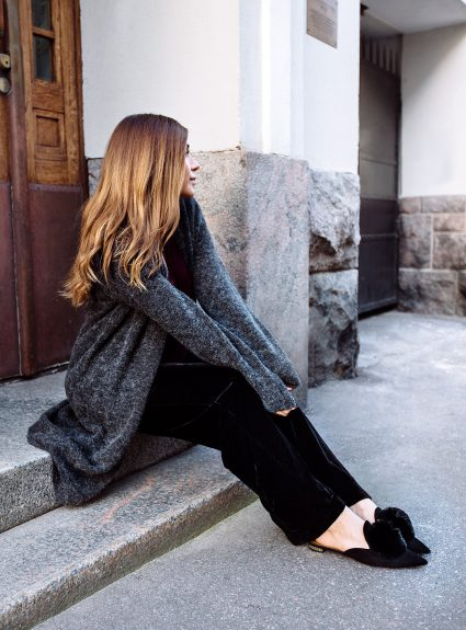 Pants guide: 4 x autumn look